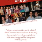 Email Blast Design for Berkshire Theatre Group