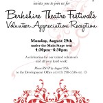 Invitation for Berkshire Theatre Group