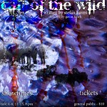 "Poster Design for Eckerd College's Production of ""Call of the Wild"""